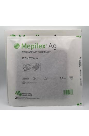 MEPILEX AG 17.5x17.5 cm 287321  Pack of 3