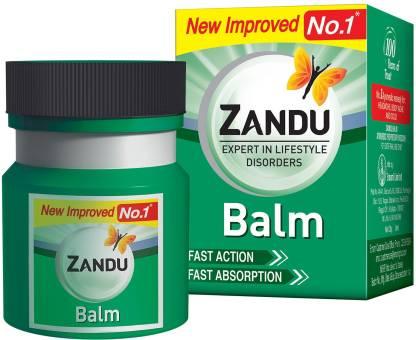 ZANDU Balm 25ML Pack Of 3