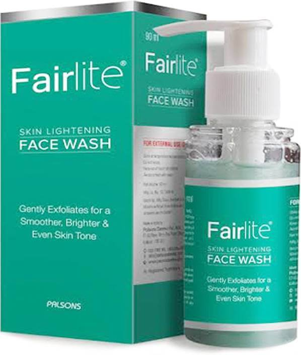 Fairlite skin lightening  facewash