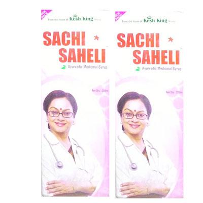 Kesh King Sachi Saheli 200ml Pack Of 2