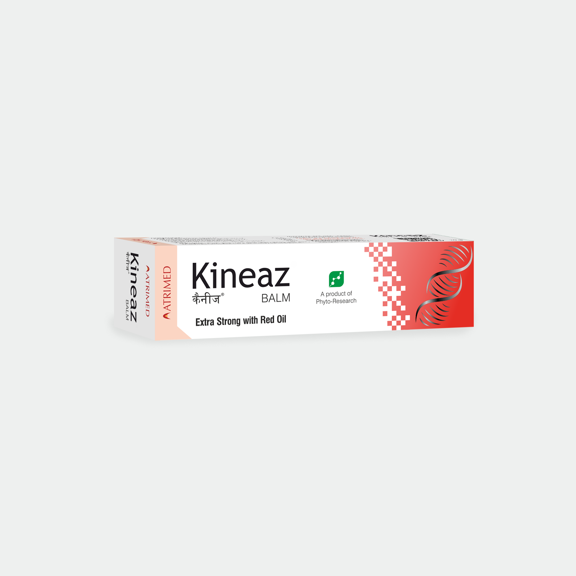 Kineaz Pain Balm 10g   Pack Of 4