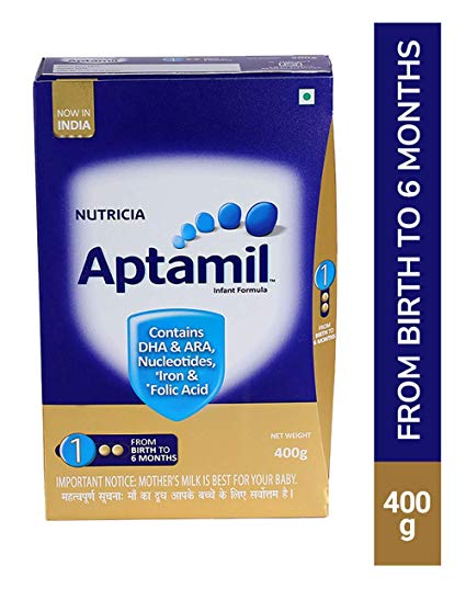 NUTRICIA Aptamil 400gms