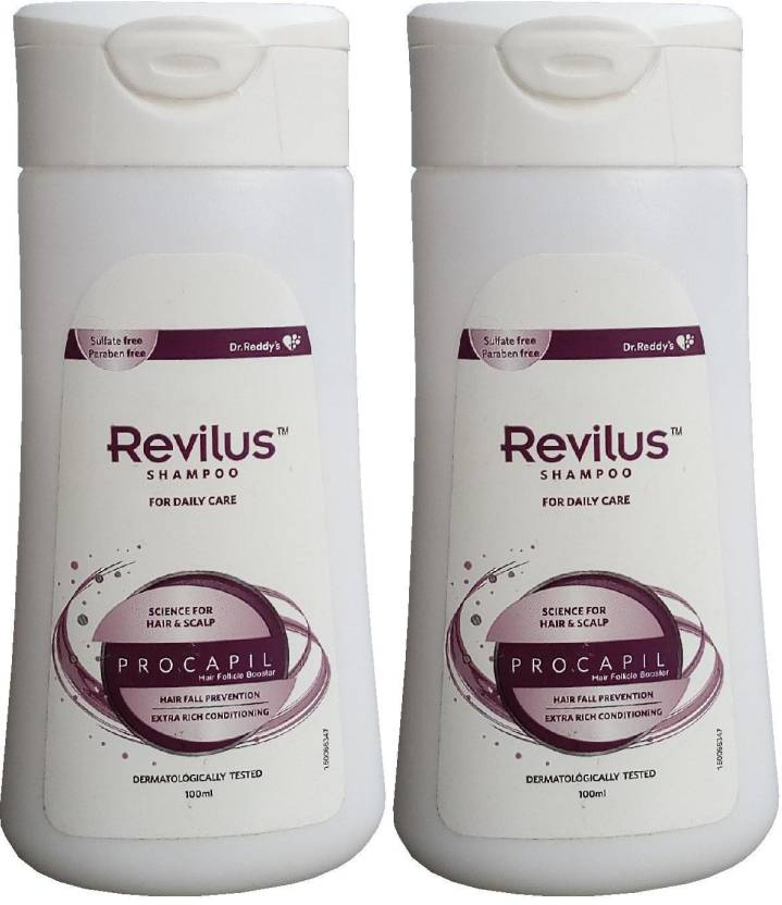 Dr Reddys Revilus SHAMPOO  Pack Of 2100 ML   200 ml