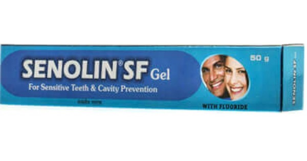 SENOLIN SF Gel PACK OF 2