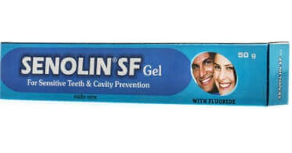 SENOLIN SF Gel PACK OF 2