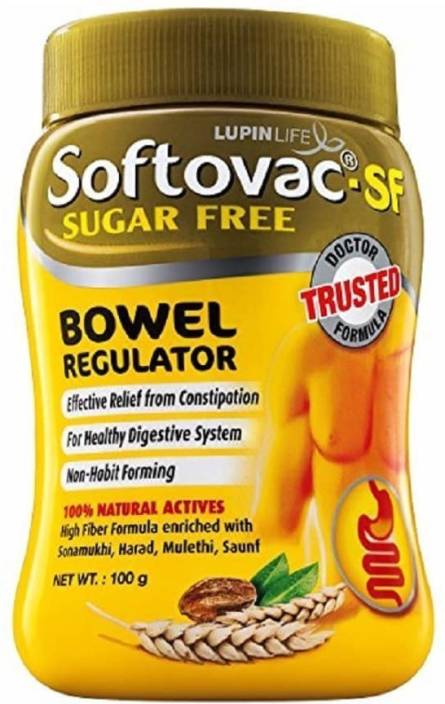 Lupin Life Softovac - SF Sugar Free  (100 g)  pack f 2