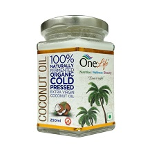 Extra Virgin Coconut Oil for Skin 250ml