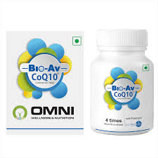 Bio Av CoQ10 Pack of 2