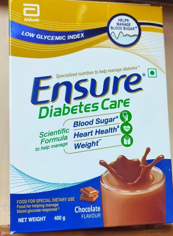 Ensure Diabetes Care 400g Chocolate Flavour