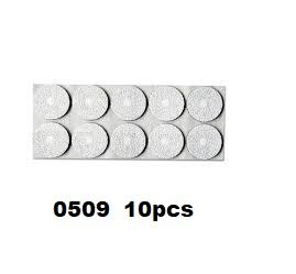 Coloplast Filtrodor Pouch Filter 0509 10pcs