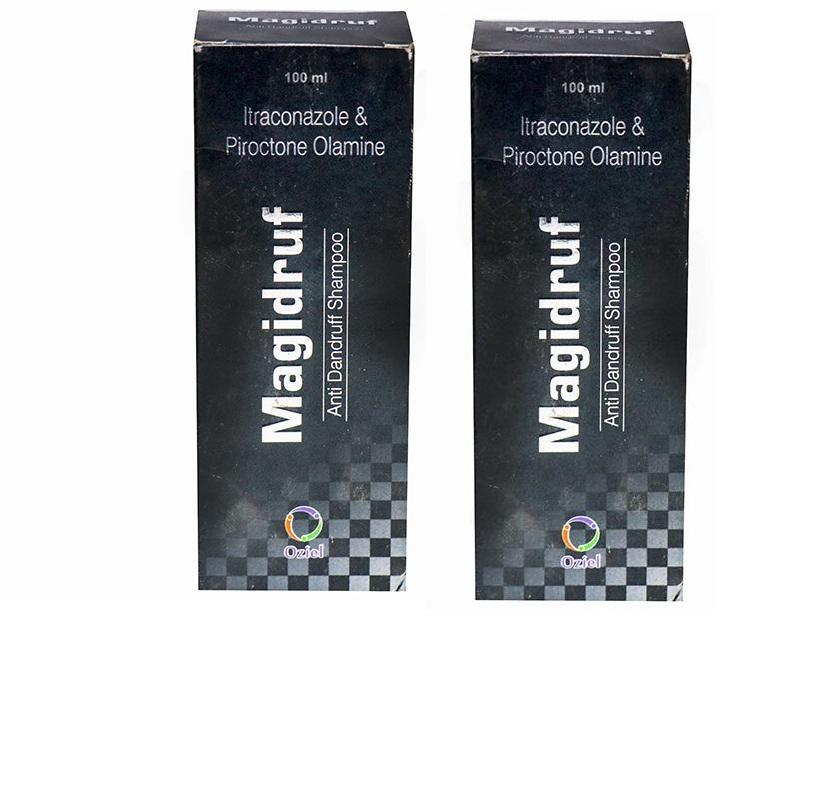 Magidruff Anti Dandruff Shampoo 100ML pack of 2