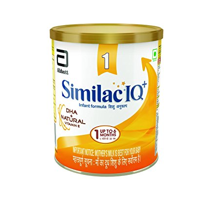 Similac IQ DHA NATURALS 1