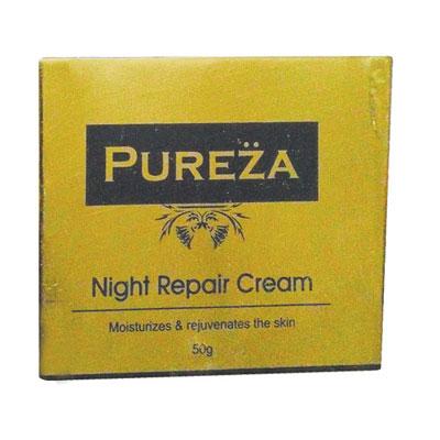 Pureza Night Repair Cream
