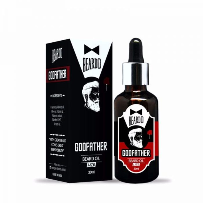 BEARDO GODFATHER BEARD OIL LITE 30ML
