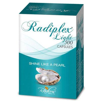 Radiplex Light Capsules 500mg 30s
