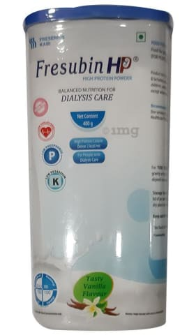 Fresubin HP Vanilla Flavour 400 gm Powder