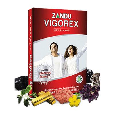 Zandu Vigorex 10s