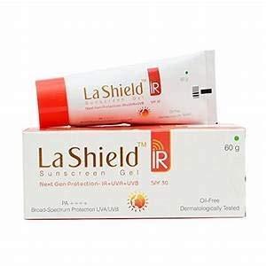 LASHIELD IR SUNSCREEN GEL  60GMS