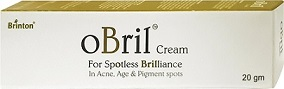 Obril Cream for spotless Brilliance 20g