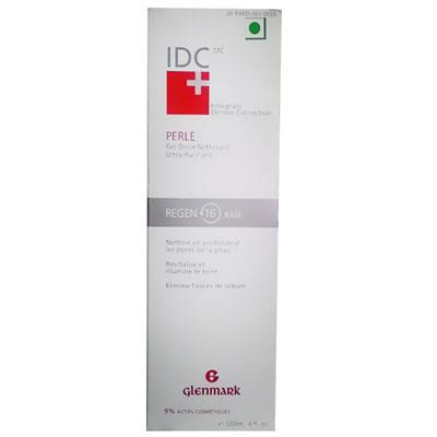 Glenmark IDC Pearl Gel Cleanser 120ml