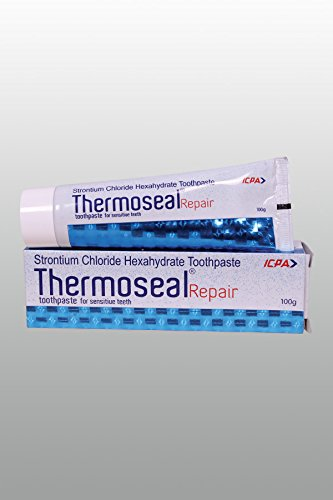 Thermoseal tooth paste 100g pack of 2