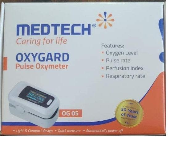 MEDTECH OXYGARD OG 05 Pulse Oximeter