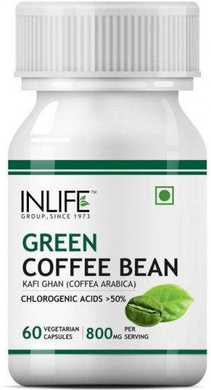 GREEN COFFEE BEAN 60capsules