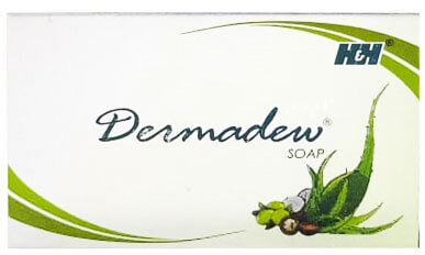 Dermadew Soap 125GM pack of 2