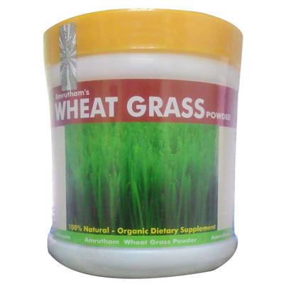 Amruthams Wheat Grass Powd