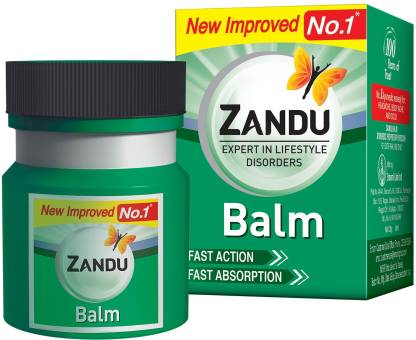 ZANDU Balm 50 ML Pack Of 2