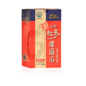 GINST 15 Korean Red Ginseng Extract 240 gms