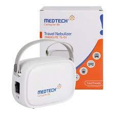 Medtech Travelite Travel Nebulizer - (TL-01)