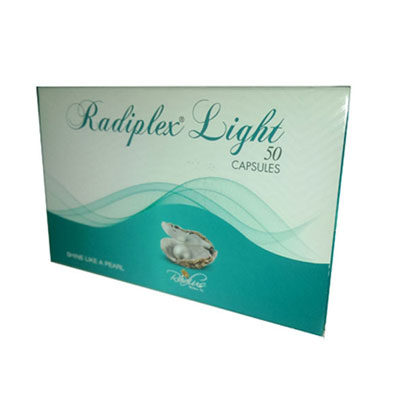 Radiplex Light 50 Capsules
