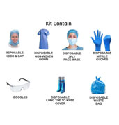 Personal Protection Kit (P.P.E )