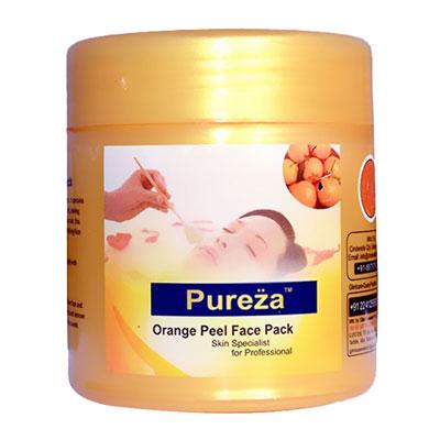 Pureza Orange peel face pack 100 gm