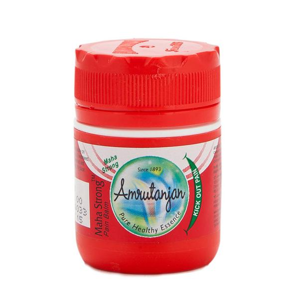 Amrutanjan Maha Strong Pain Balm 8 ml Pack Of 5