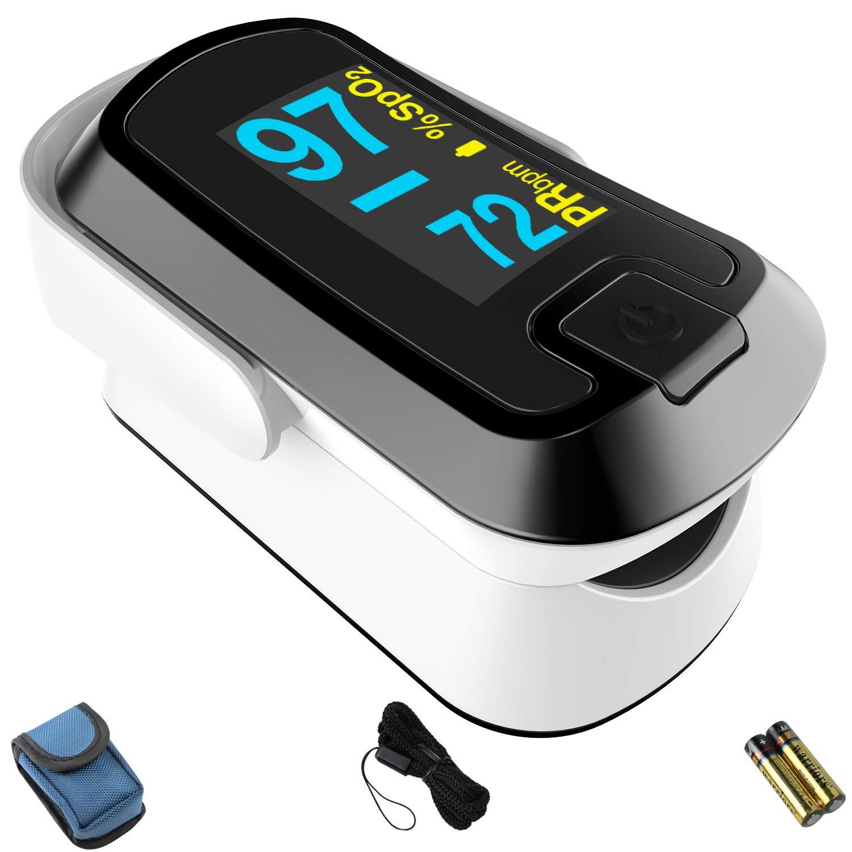 CHOICEMED Fingertip Pulse Oximeter