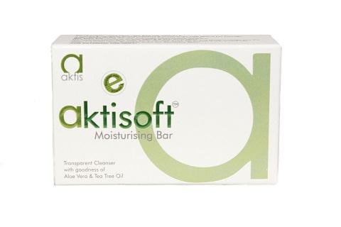 Aktisoft Moisturising bar 100GM PACK OF 2