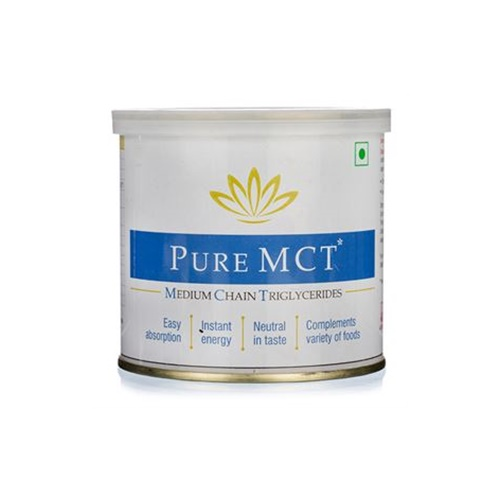 Pure MCT Powder 100 GM PACK OF 2