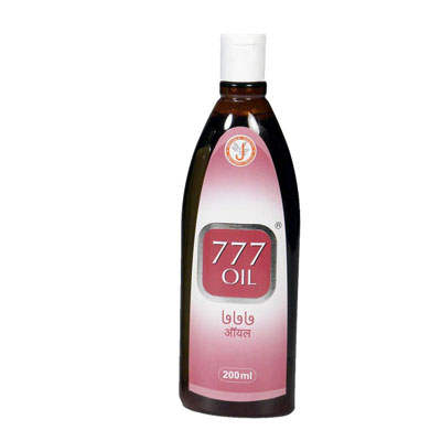 Dr.Jrks 777 Oil 200ml