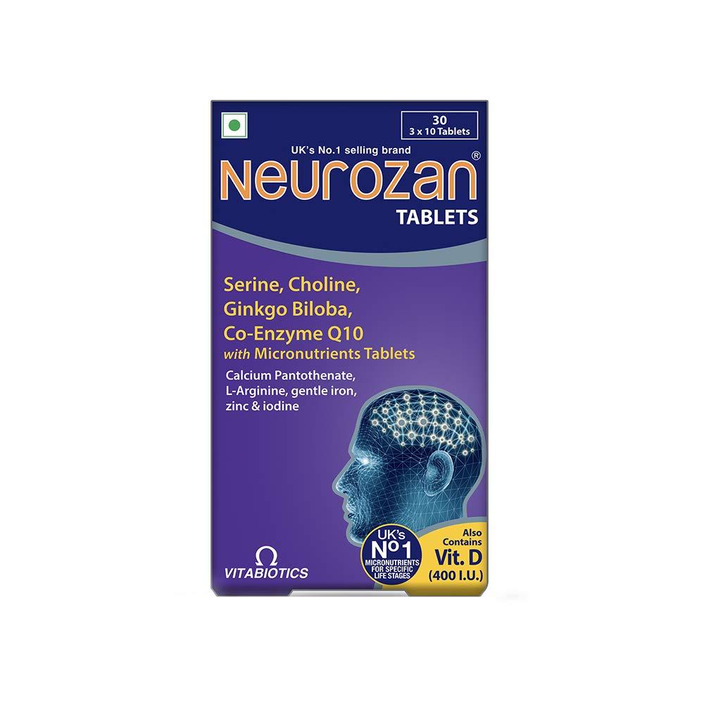Neurozan  30 Tablets