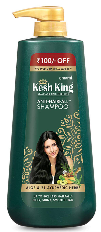 Kesh King Anti Hairfall Shampoo  600ml
