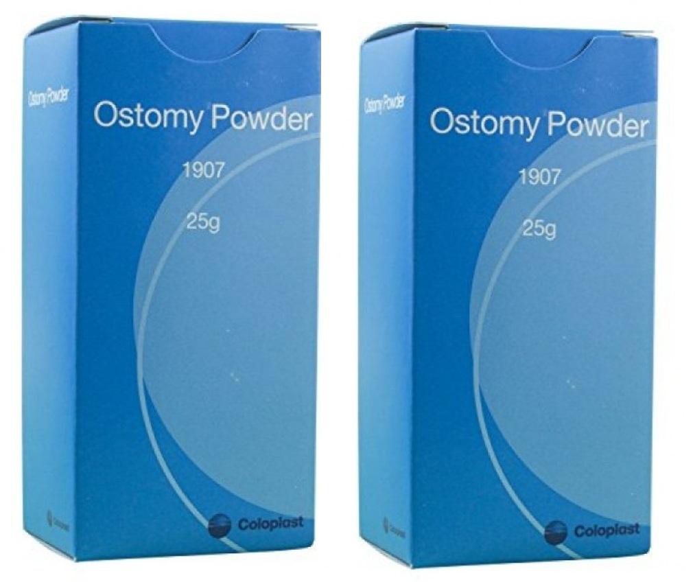 1907 Coloplast Ostomy Powder 25g Pack Of 2