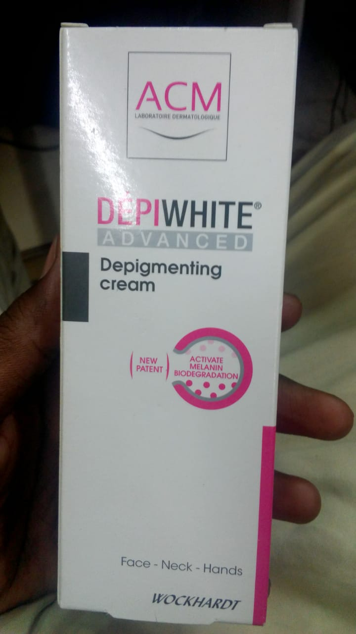 DEPIWHITE ADVANCED DEPIGMENITING CREAM