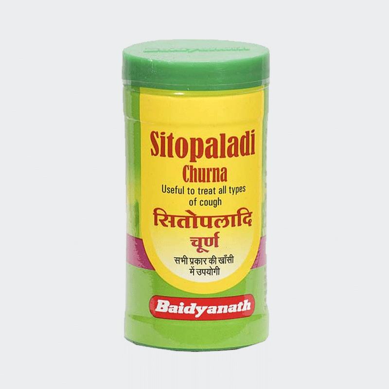Baidyanath Sitopaladi Churna 60g