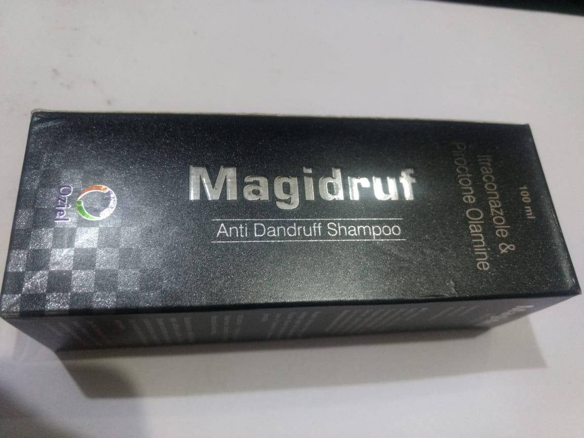 Magidruff Anti Dandruff Shampoo 100ML