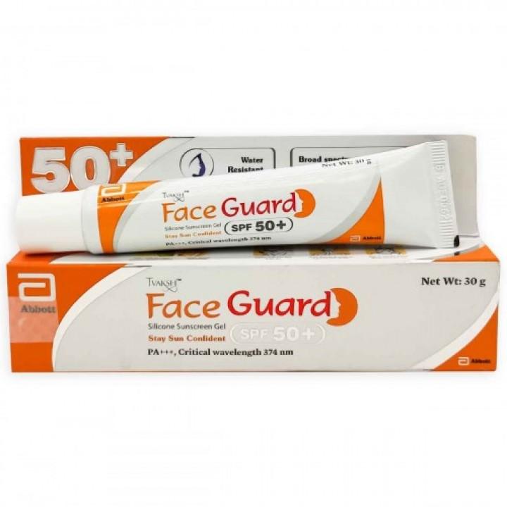 FACE GUARD TVAKSH 30GM  SPF 50 30G