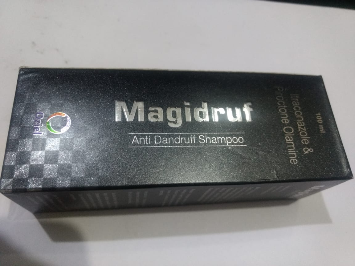 Magidruff Anti Dandruff Shampoo 100ML pack of 2