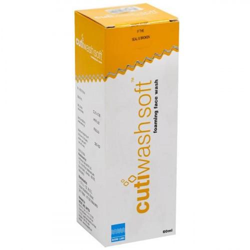Micro CUTIWASH soft Face Wash  60 ml