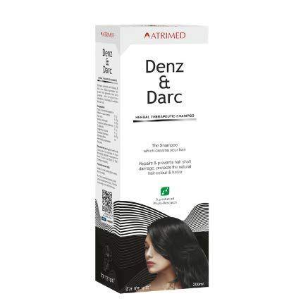 Denz and Darc Hair Shampoo 200Ml